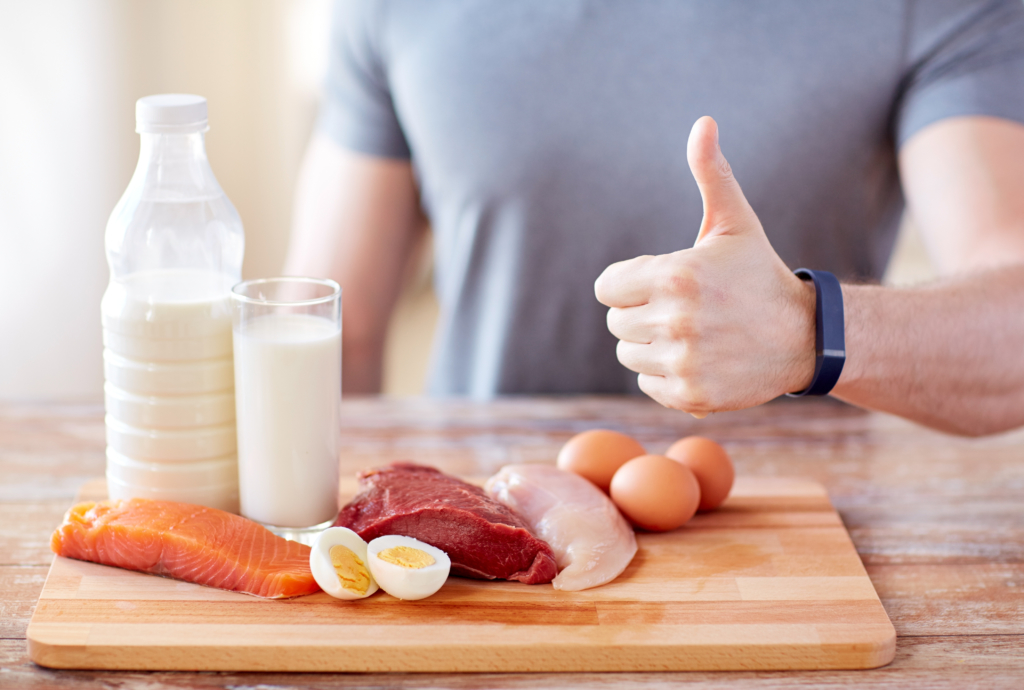 can high protein diets cause dehydration